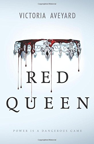 Just ticked off my reading list: Red Queen
